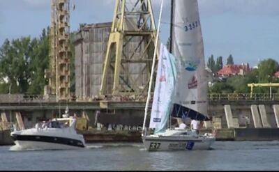 Opłynęli Bałtyk bez zawijania do portów