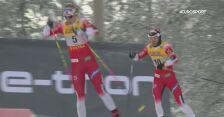 Therese Johaug znowu zachwyca, wygrała bieg na 10 km techniką dowolną