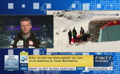 """""""Elisabeth Revol część drogi pokonała na własnych nogach"""""""