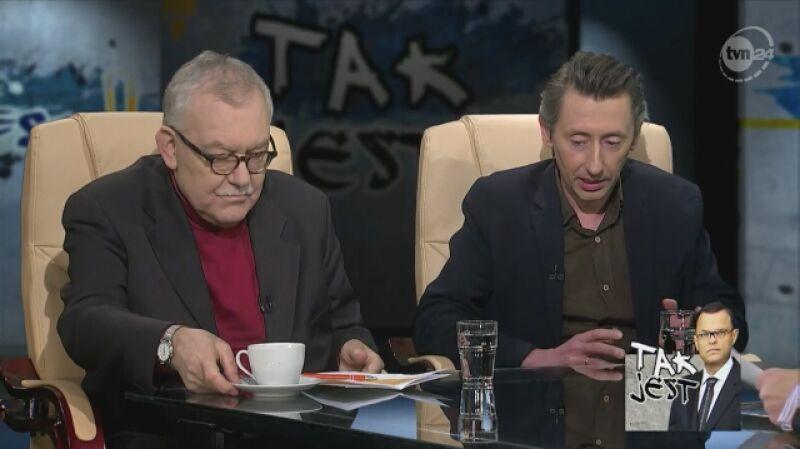 """Maciej Gdula w """"Tak Jest"""": zależało nam na tym, żeby wychwycić, jak różni ludzie z różnych powodów głosują na PiS"""