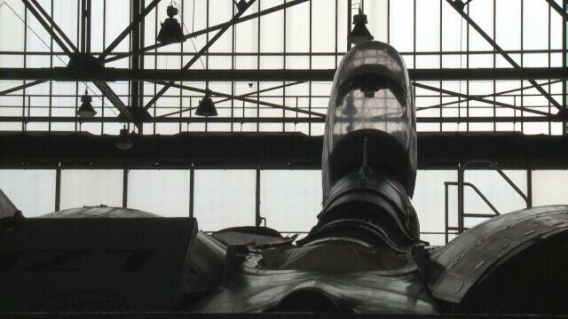 MiG-29 w serwisie