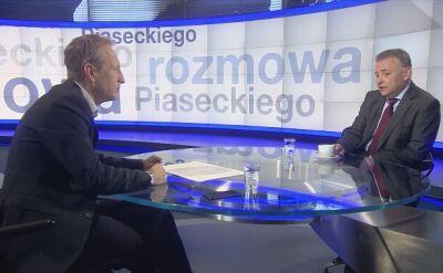Profesor Orłowski aferze w KNF