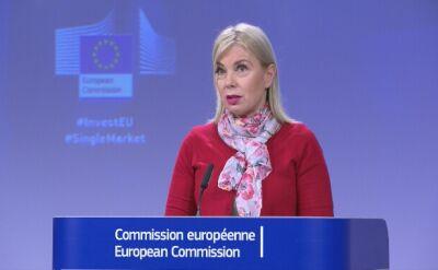 Elżbieta Bieńskowska skomentowała nowelizację ustawy o SN