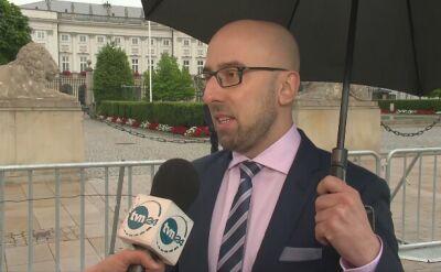 """""""Mam nadzieję, że politycy Solidarnej Polski nie będą ponownie rozbijać Zjednoczonej Prawicy"""""""