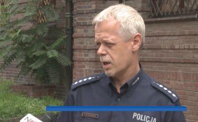 Policja: zachowanie, które nie powinno mieć miejsca