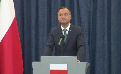 Prezydent o roli Zofii Romaszewskiej