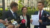 Myrcha: jako posłowie domagamy się pełnego wglądu w dokumentacje Ministerstwa Sprawiedliwości