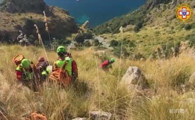 Znaleziono ciało turysty. Kontrowersje wokół działania służb we Włoszech