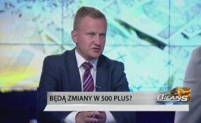 Wiceminister Marczuk o zmianach w 500 plus