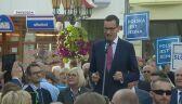 Premier Morawiecki o inwestycjach w drogi