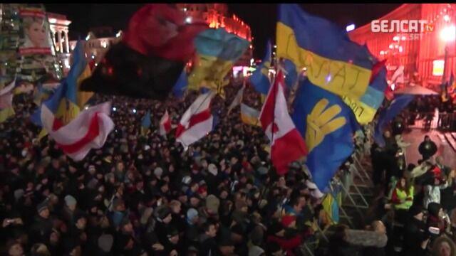 Klasyka białoruskiego rocka niezależnego na Euromajdanie