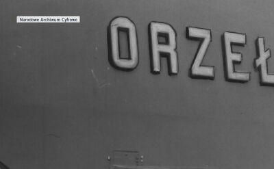 ORP Orzeł na archiwalnych zdjęciach