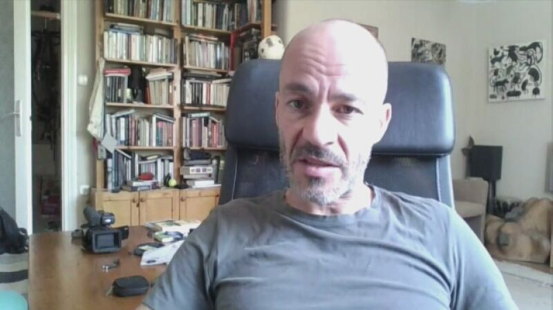 András Földes: opozycja nie istnieje w mediach, w których rządzą ludzie Orbana