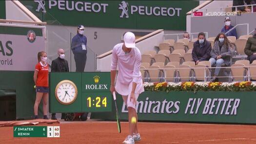 Iga Świątek triumfatorką Roland Garros 2020
