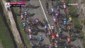 Kraksa z udziałem Filippo Fiorellego na ósmym etapie Giro d'Italia