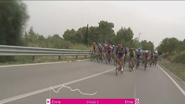 Podsumowanie 3. etapu Giro d'Italia