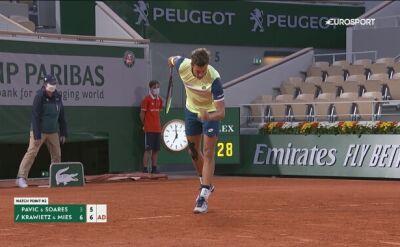 Krawietz i Mies obronili tytuł French Open w deblu