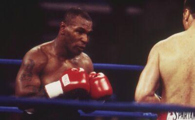 Tyson z Gołotą mierzyli się w 2000 roku