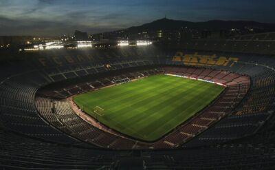 Barcelona podejmowała Tottenham