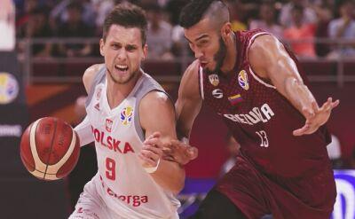 Polska - Wenezuela podczas koszykarskich MŚ