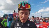 Paweł Poljański po 5. etapie Vuelta a Espana