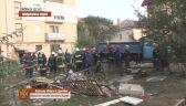 Eksplozja gazu w Drohobyczu. Ofiary śmiertelne