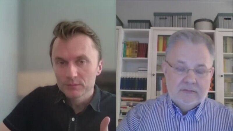 Zbigniew Izdebski: po pandemii będzie większa potrzeba pomocy psychiatrycznej i terapeutycznej