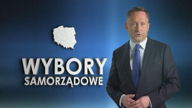 Wybory samorządowe 2014 - wieczór wyborczy w TVN24 i tvn24.pl