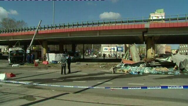 Śmiertelny wypadek w Gdyni