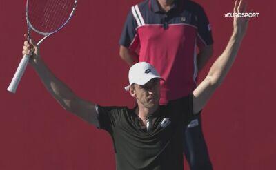 John Millman ograł Opelkę i zmierzy się z liderem ATP