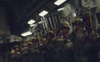Ćwiczenia sił specjalnych US Army