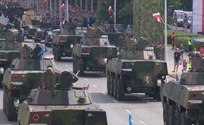 Przejazd pojazdów kołowych - Rosomaków i MRAP