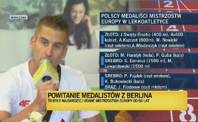 Lewandowski: to, co zrobiliśmy jako reprezentacja, to kosmos
