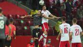 Adam Buksa i Paolo Sousa po meczu z Albanią