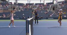 US Open. Skrót meczu 1. rundy Halep - Giorgi
