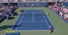 US Open. Szybkie przełamanie Igi Świątek w trzecim secie z Fioną Ferro