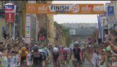 Hodeg wygrał 1. etap Tour of Slovakia