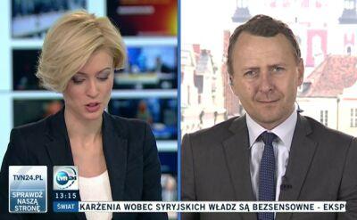 Rozmowa z Arturem Zakrzewskim, reporterem TTV, który nagrał telefonem jak policjanci łamią prawo