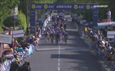 Bissegger wygrał 1. etap Tour de l'Ain