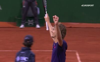 Zverev wygrał turniej ATP w Genewie