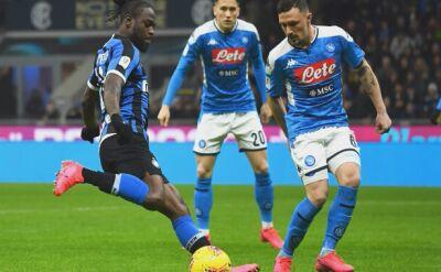 Inter Mediolan - Napoli