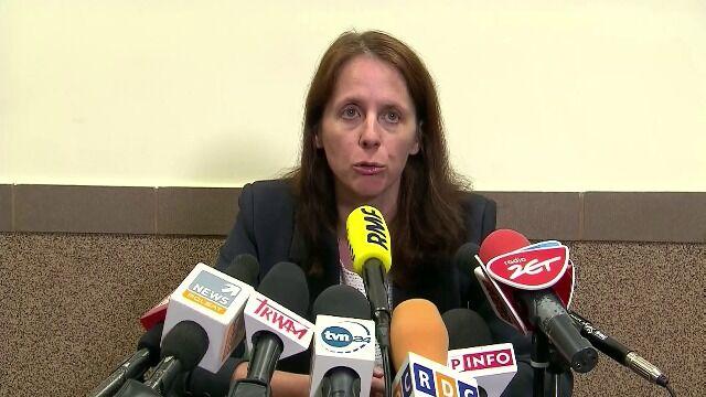 Całe wystąpienie prokurator Renaty Mazur