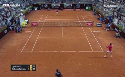 Djoković wygrał turniej ATP w Rzymie