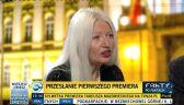 Małgorzata Niezabitowska była rzeczniczką w rządzie Tadeusza Mazowieckiego