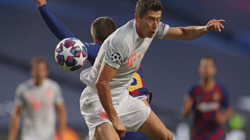 FC Barcelona - Bayern Monachium w ćwierćfinale LM
