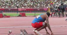 Tokio. Lekkoatletyka: Steven Gardiner z Bahamów mistrzem olimpijskim w biegu na 400 m