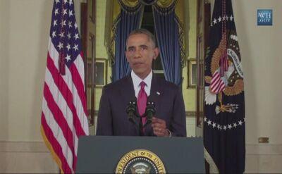 Obama: nie będzie powtórki z Iraku
