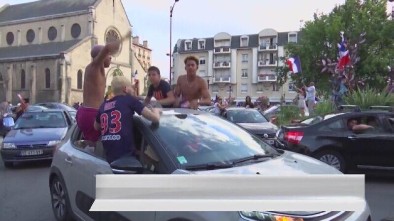 Najlepsi piłkarze Francji wychowywali się na biednych przedmieściach