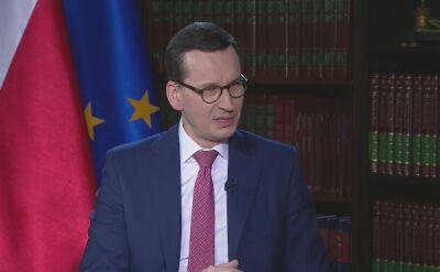 Premier o cenach prądu: zgodnie z obietnicą nie będzie podwyżek
