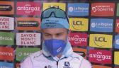 Aleksiej Łucenko po 4. etapie Critérium du Dauphiné